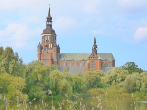 von der FeWo zur Altstadt: Marienkirche