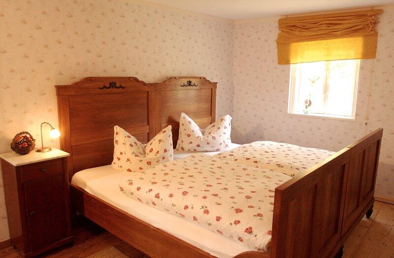 Kleines Schlafzimmer - Erdgeschoss