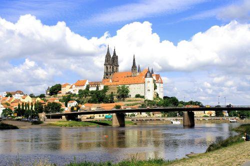 Burg und Dom zu Mei�en