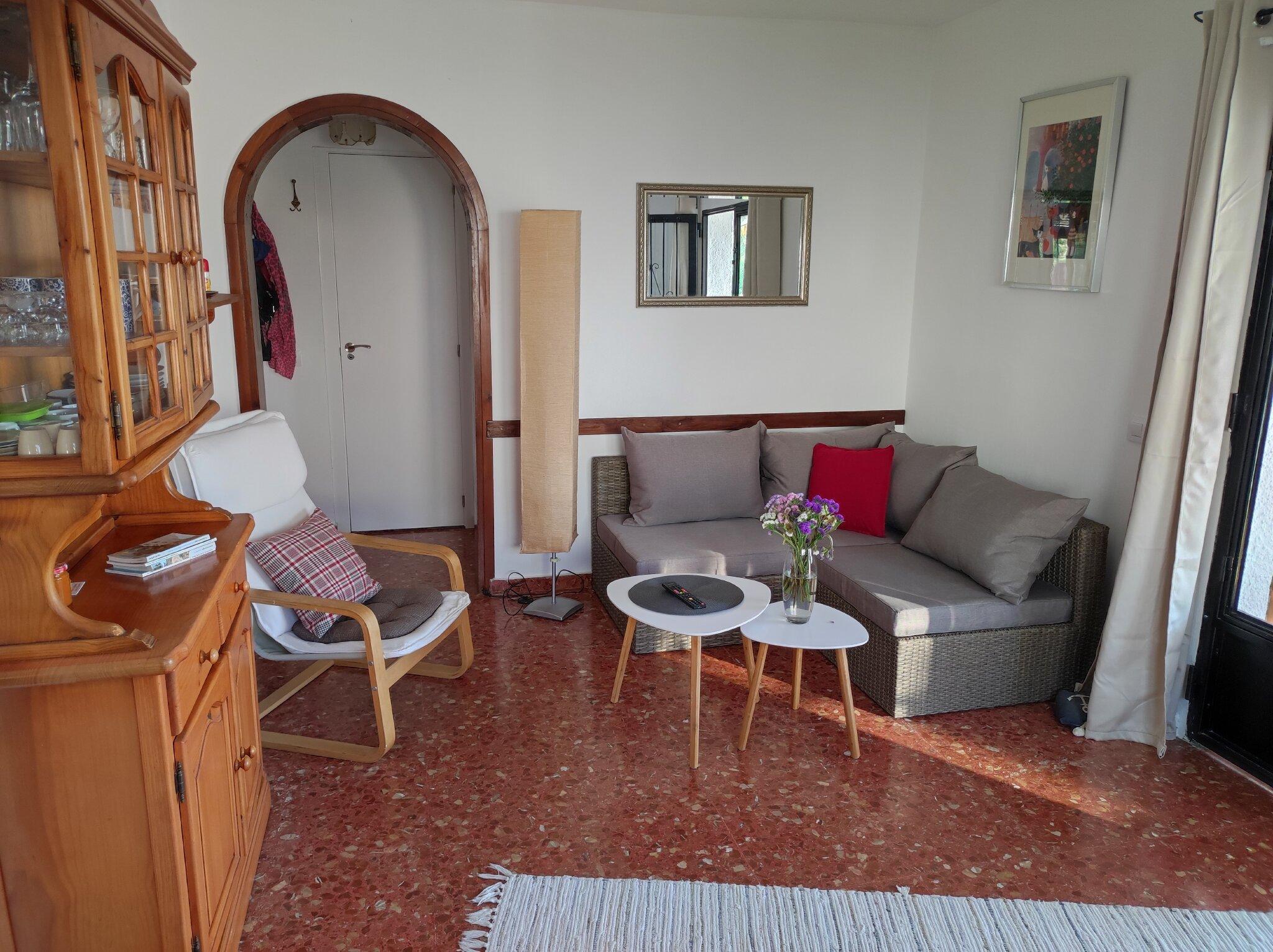 Die urige Küche