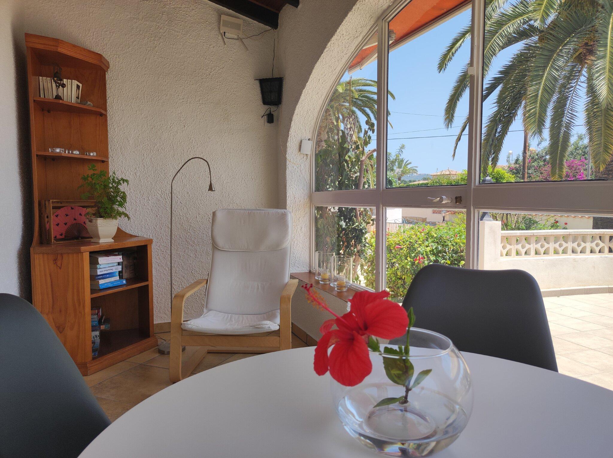 Casa Bon Sol mit großer Terrasse