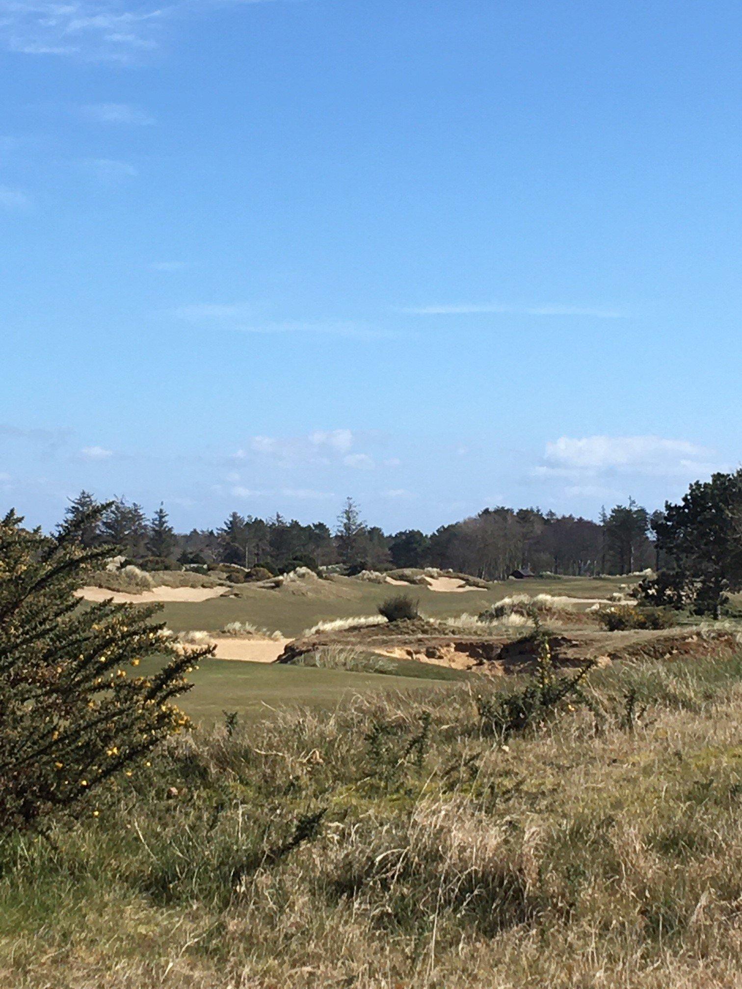 Impressionen vom Golfplatz