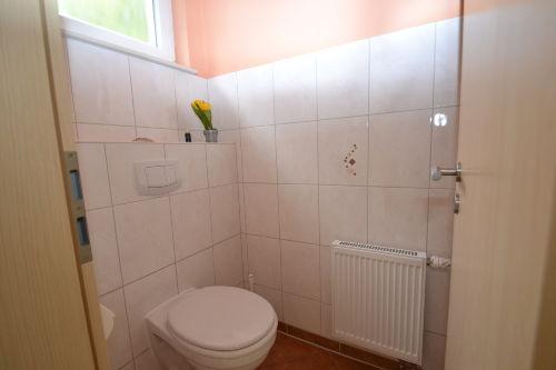 G�ste-WC im Erdgeschoss