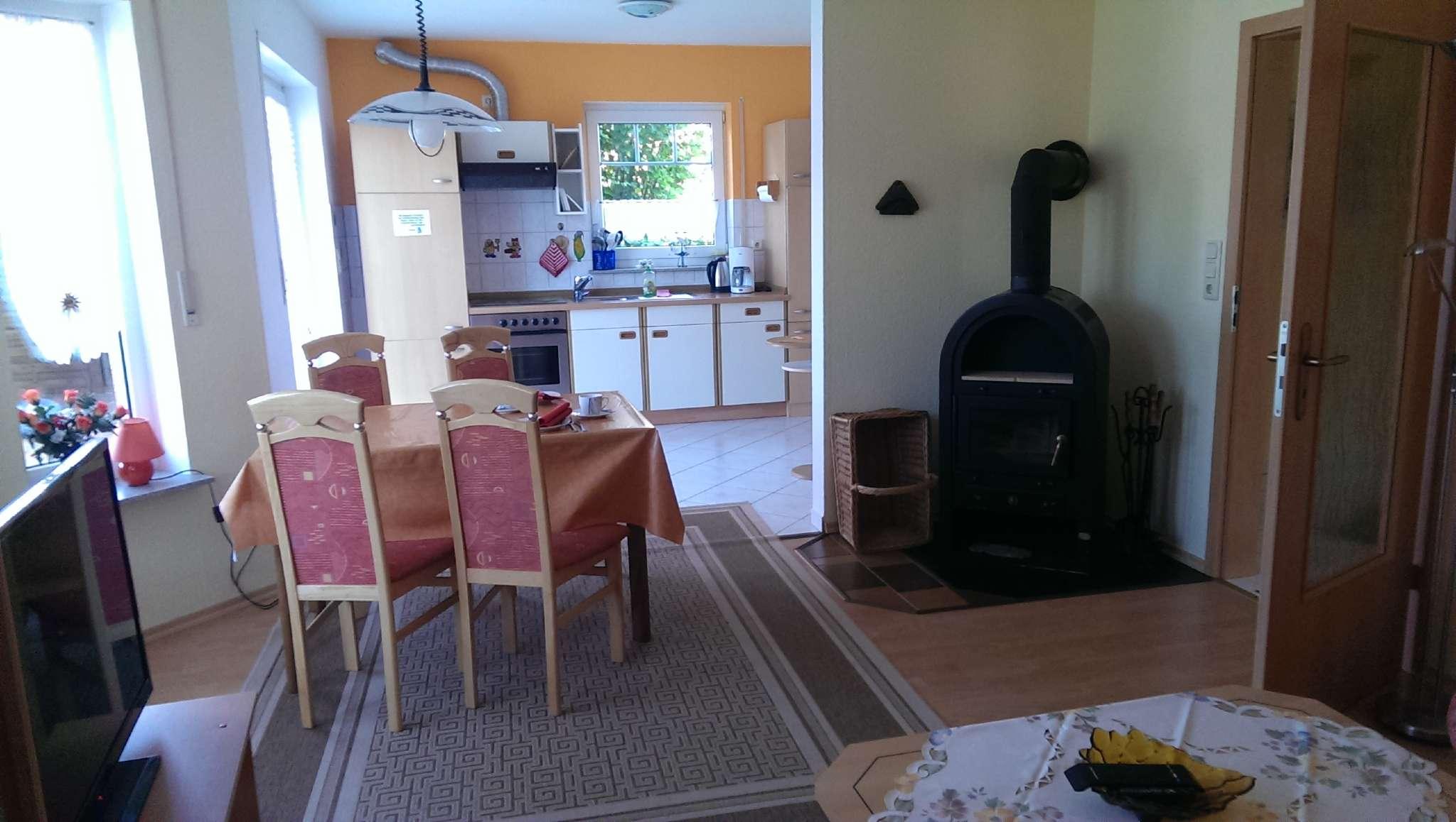 K�chen- und Essbereich