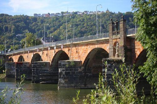 Die Römerbrücke aus dem 1. Jahrhundert