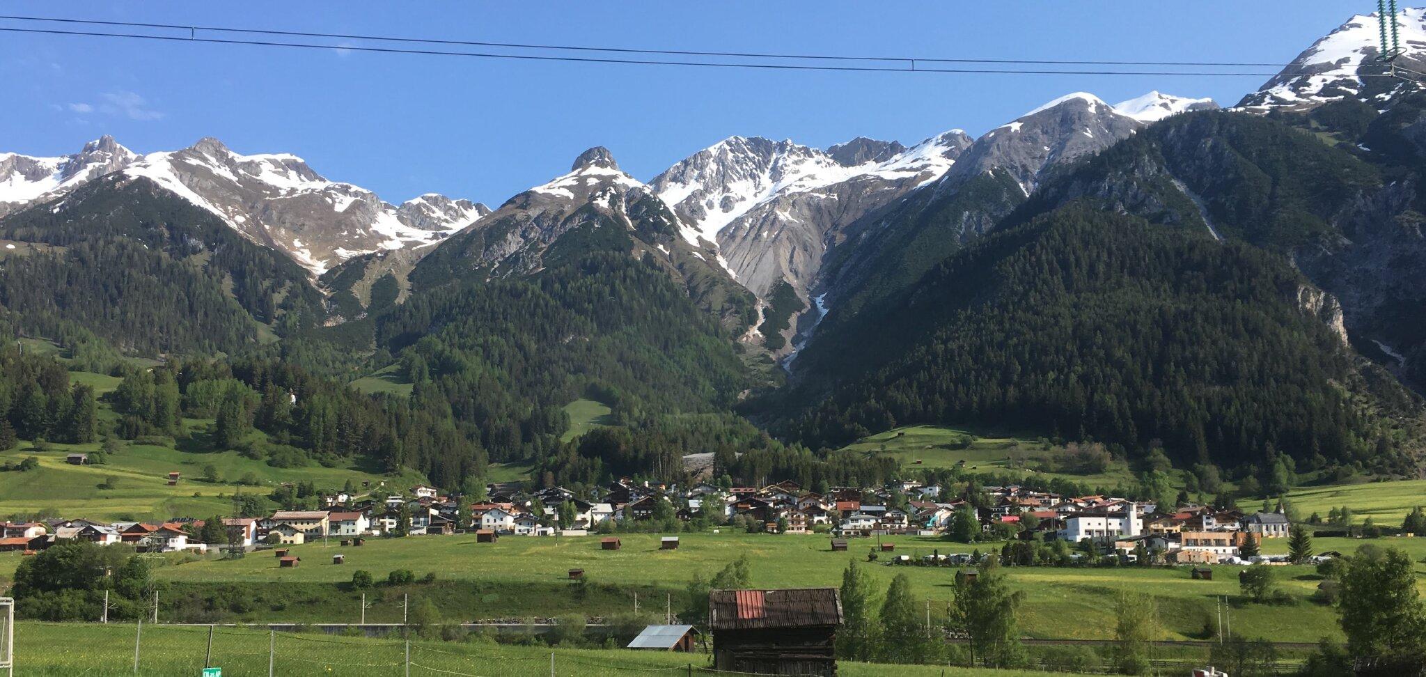 Pettneu am Arlberg 1228m Seehöhe