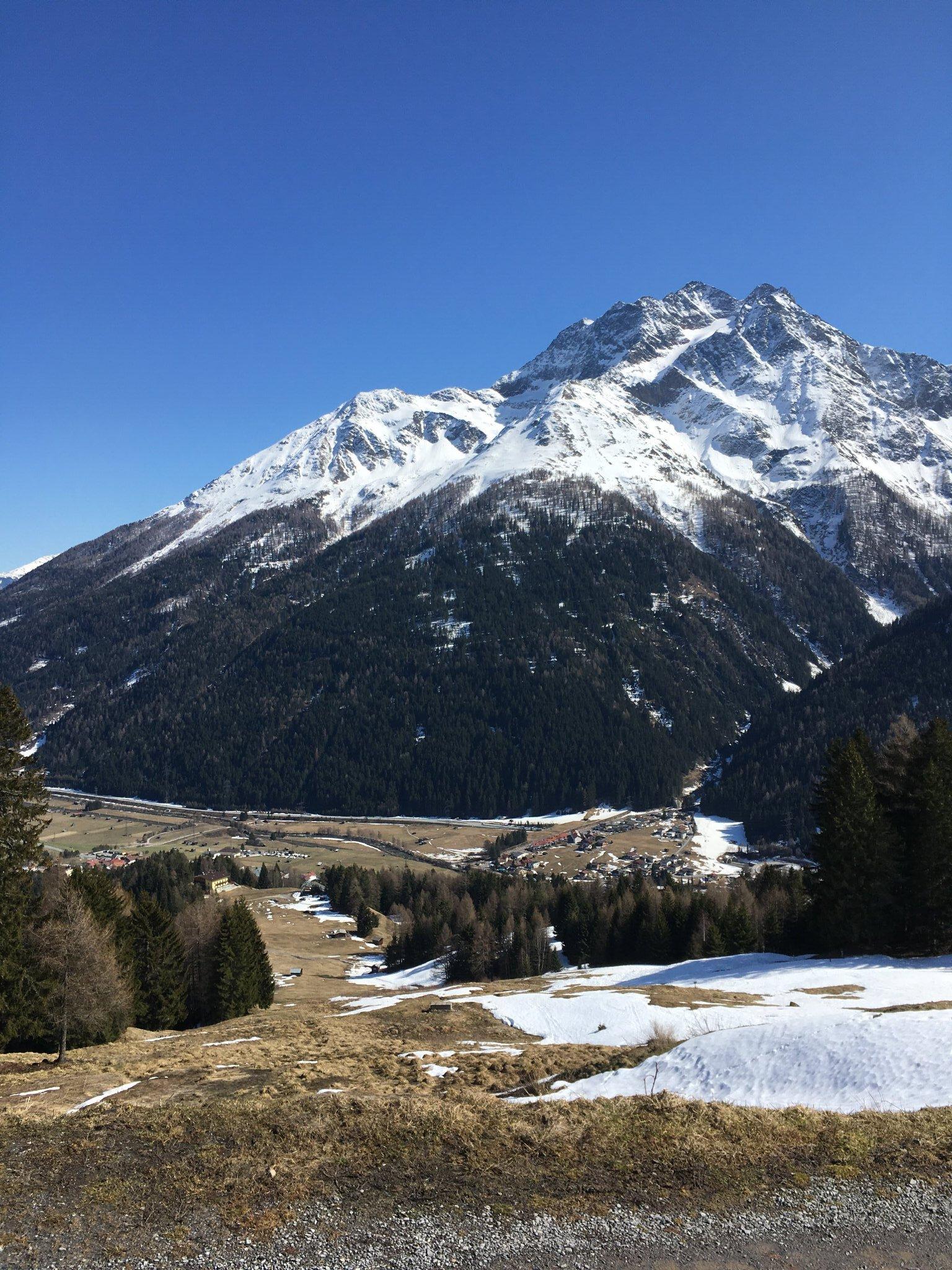Arlberger Skigebiet