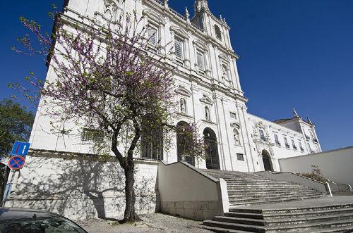 Kirche Igreja de Sao Vicente