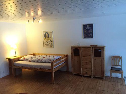 Doppeltbett mit getrennten Matratzen, Breite 140