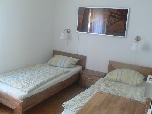 Whg.1, Wohnbereich incl. Alno-Küche