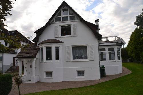 Villa Mirani - Au�enansicht
