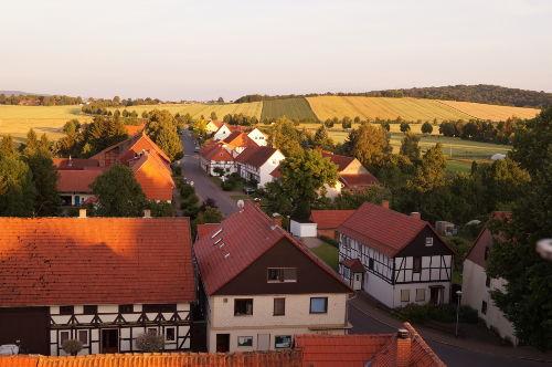 Umgebung von Ferienwohnung 'Altes Pfarrhaus'