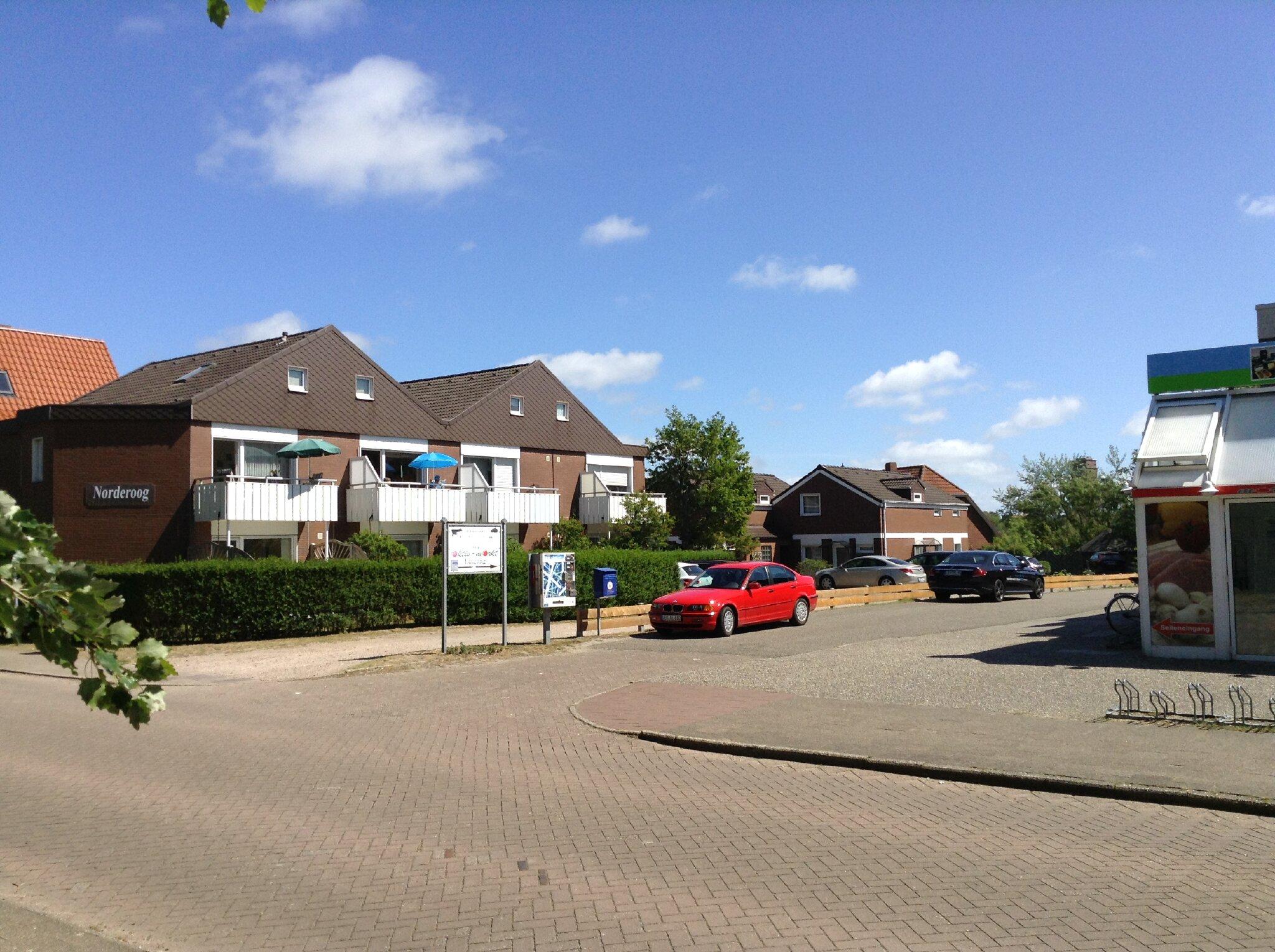 Detailbild von Haus Norderoog - Ferienwohnung 60 qm