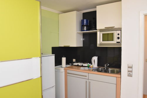 Kleine Küche