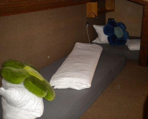 Die Schlafgalerie für Kids ab ca. 5 J.