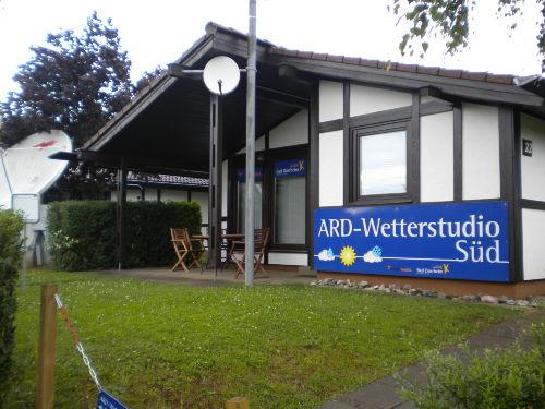 Das ARD Wetterstudio