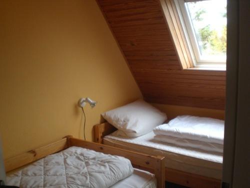 Schlafraum 2 Einzelbetten