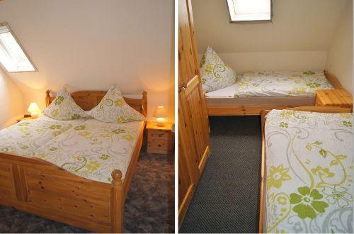 Doppel- und Zweibettzimmer