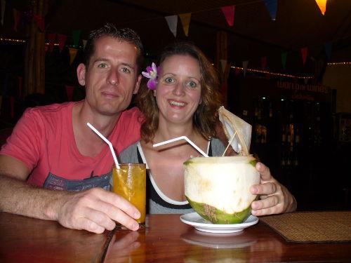 Rob und Christa