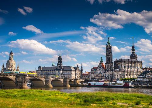 Historische Altstadt Dresden
