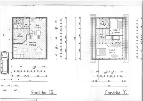 Grundriss Quartier 10