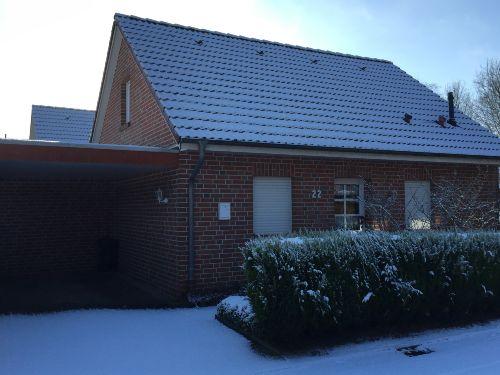 Außenanblick im Winter
