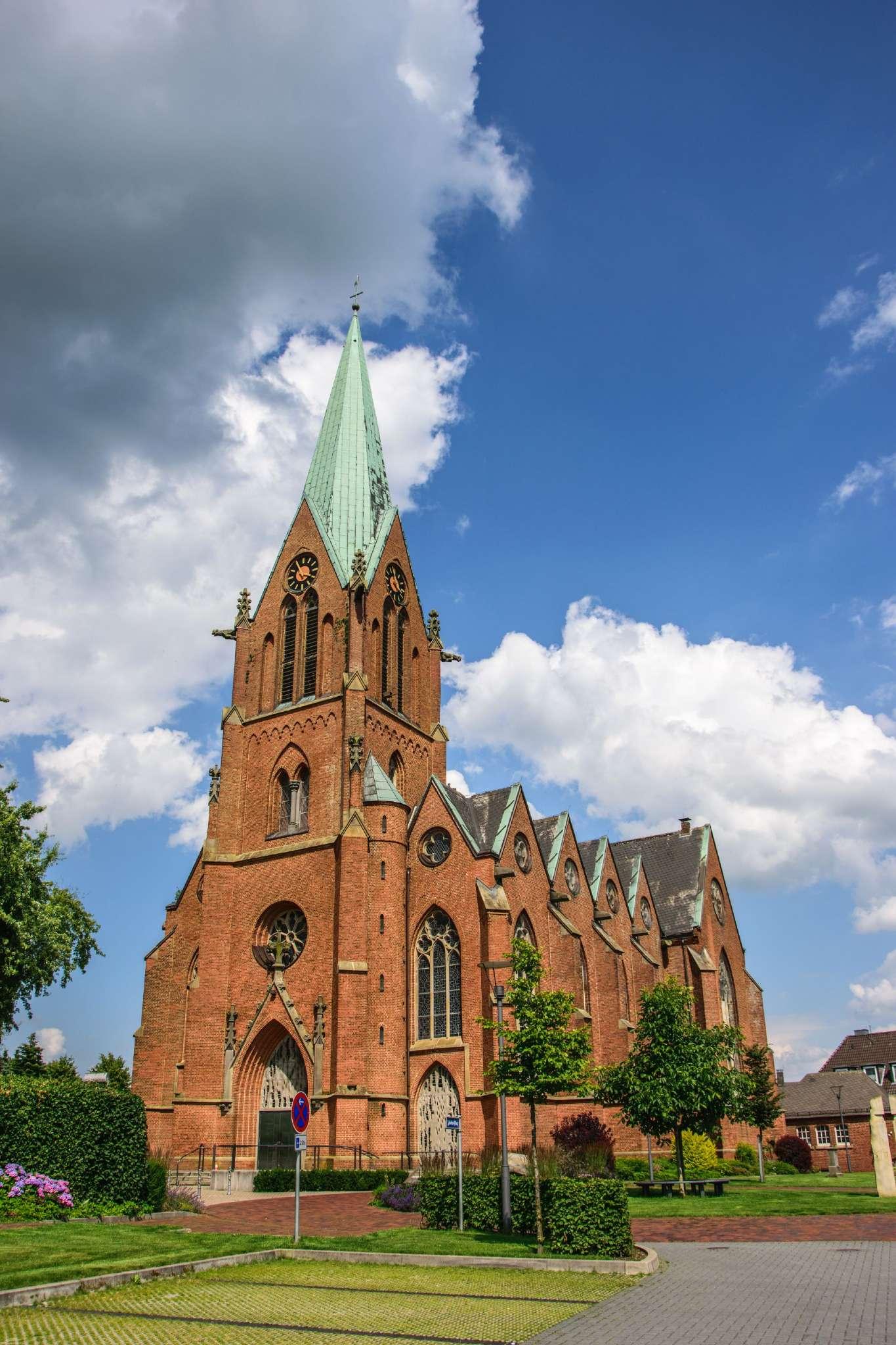 St.Jakobus Kirche Sögel