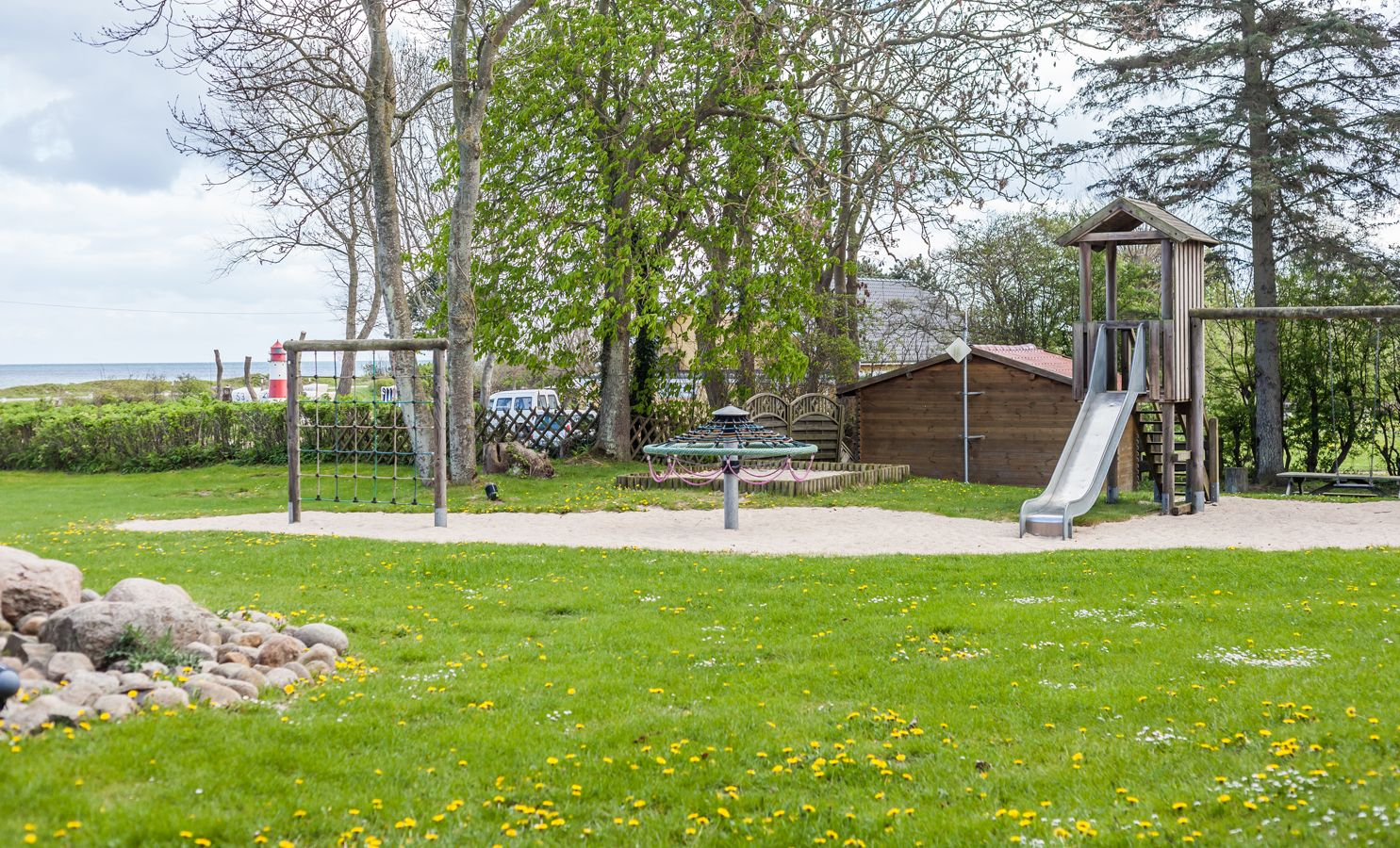 Traumhafter Kinderstrand in Kronsgaard