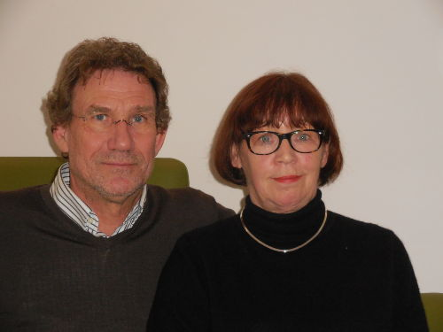 Gerd und Gisela Engel