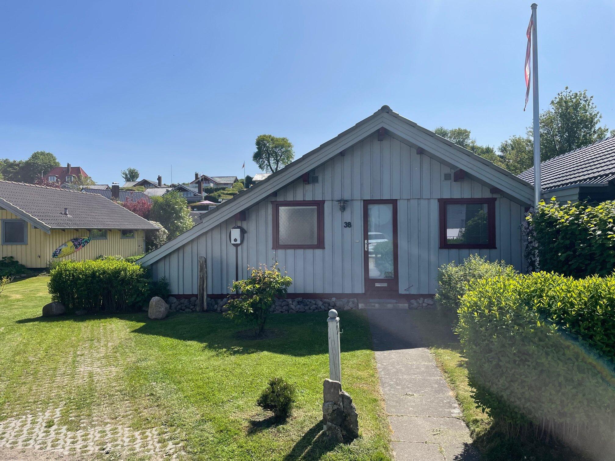 Ferienhaus Engel auf 300qm Grundstück