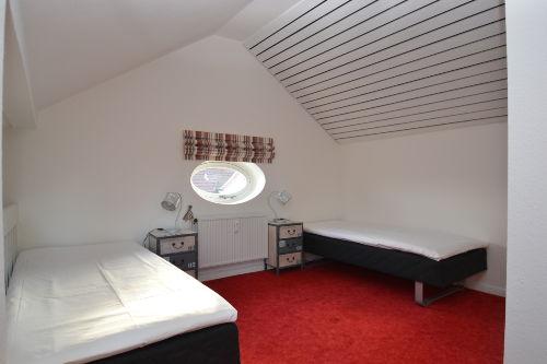 Zwei weitere Betten auf der 2. Ebene