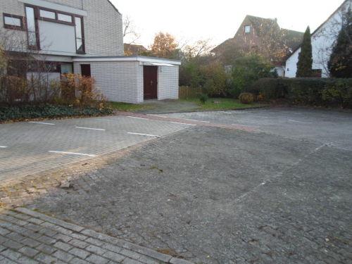 Parkplatz am Haus 2