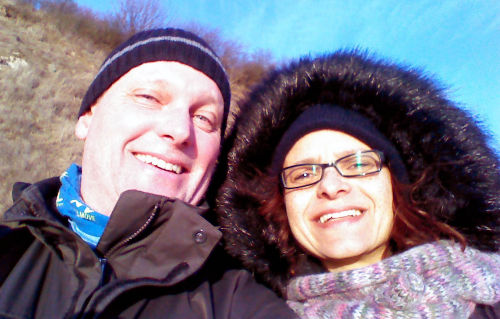 Jeannette und Volker Venohr