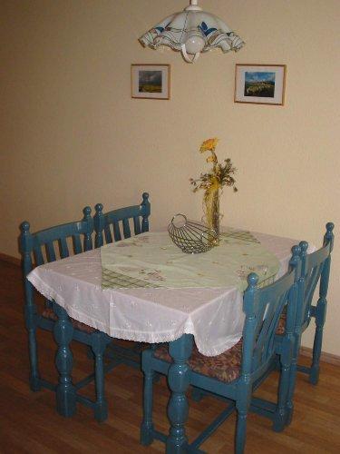 E�platz im Wohnzimmer