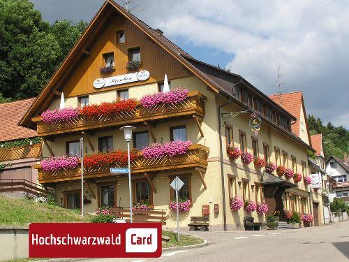 Detailbild von Ferienwohnung 1 Hirschen-Benz