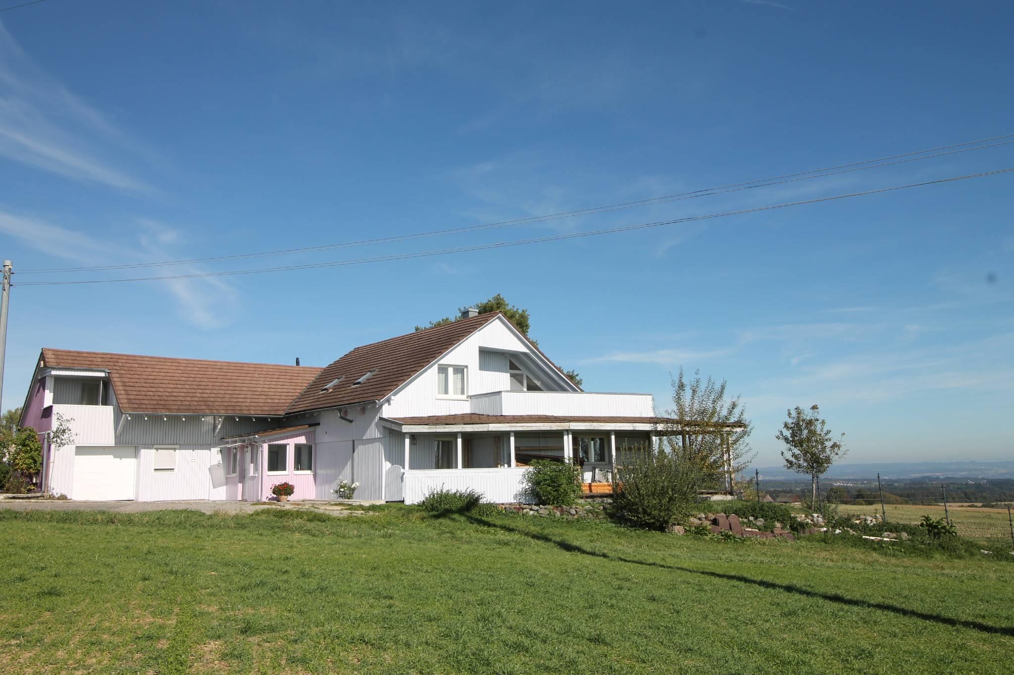 Landhaus Bodensee DIE GARTENWOHNUNG 68qm