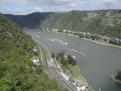 Mittel - Rheintal