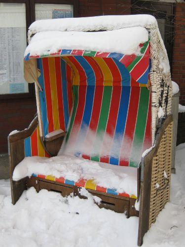 Heikendorf im Winter