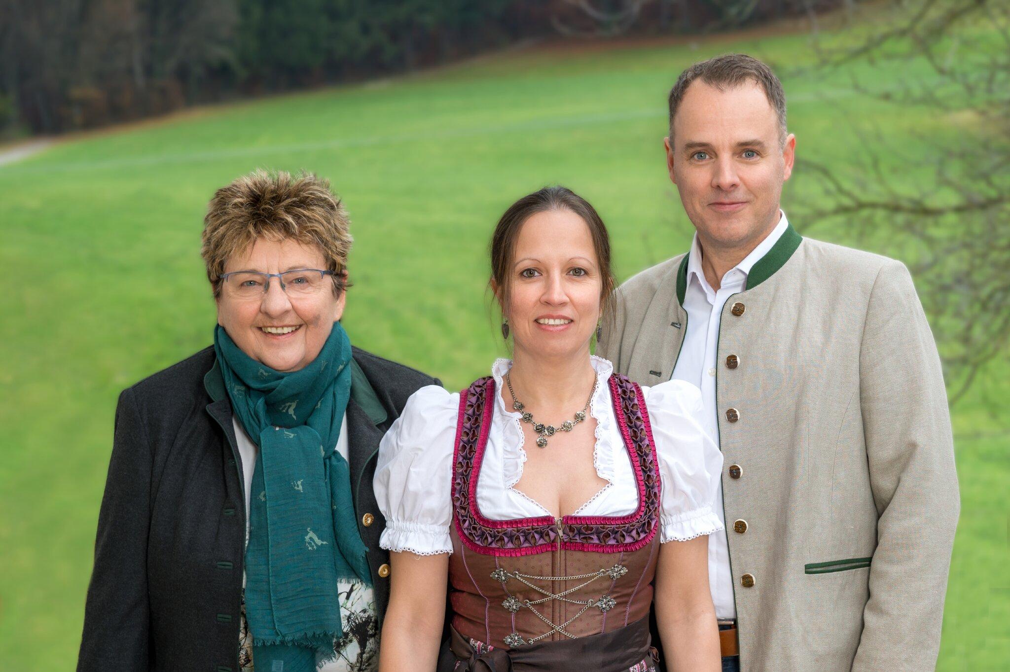 Ihre Gastgeber - Familie Stachl