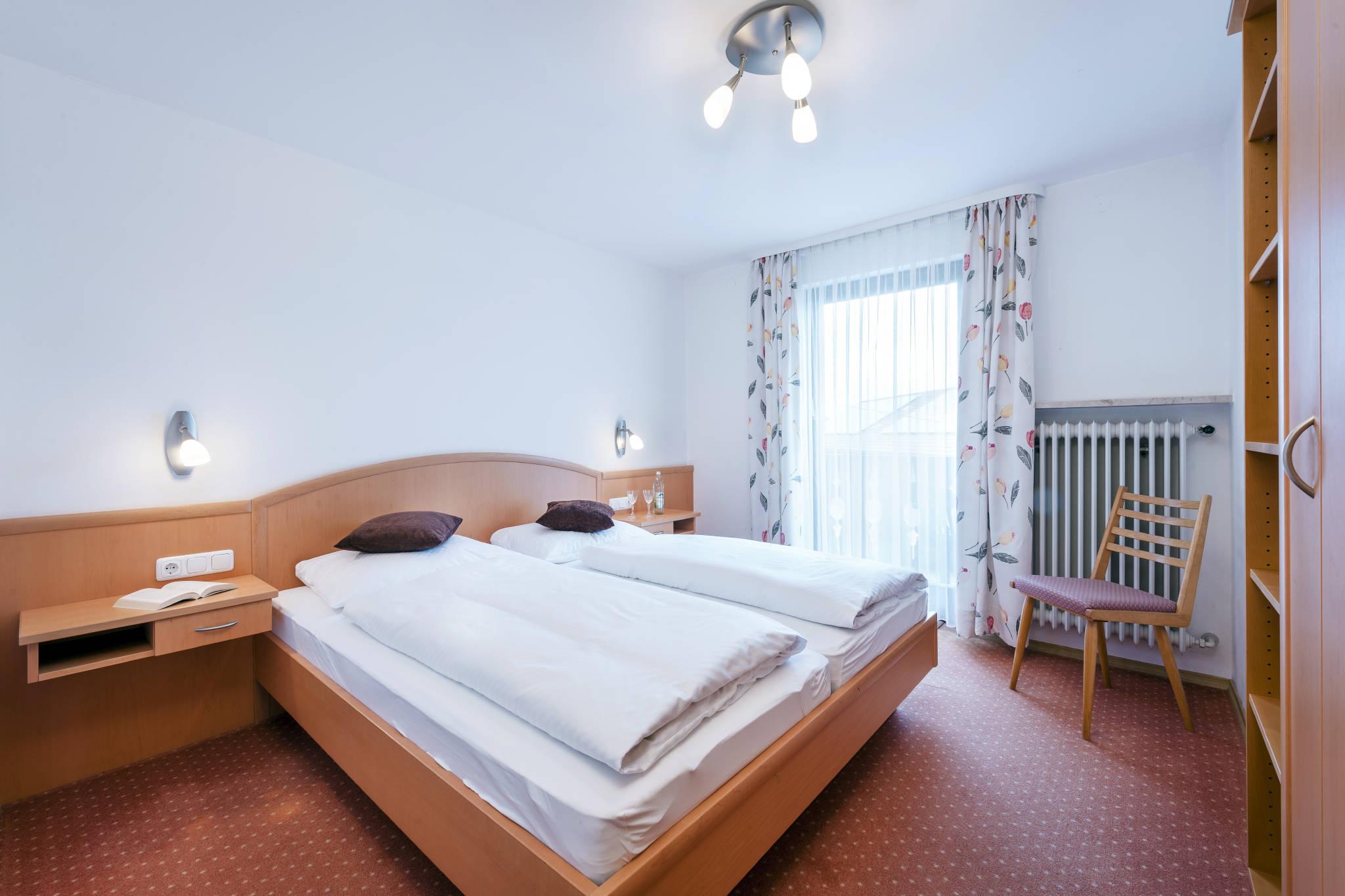 Schlafzimmer Beispiel (Wohnung 7)