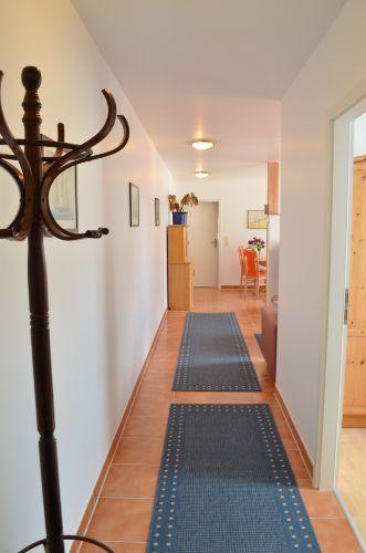 Eingangsbereich Wohnung 1