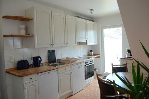 Koch und Essbereich Wohnung 2