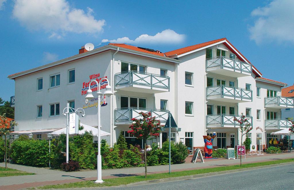 Wilms Ferienhaus, Wohnung 13
