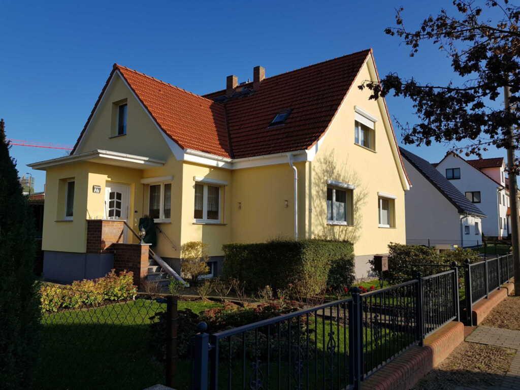 Ferienwohnung in Ahlbeck, Ferienwohnung (Souterrai