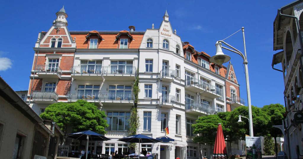 TSS Appartementhaus 'Alter Reichshof', 303