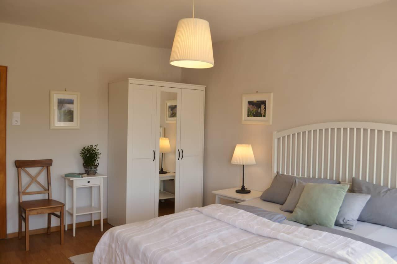 Blick Wohnzimmer/Wohnküche