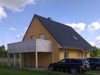 Ferienhaus Inselblick, Ferienwohnung OG in Neppermin - Usedom - kleines Detailbild