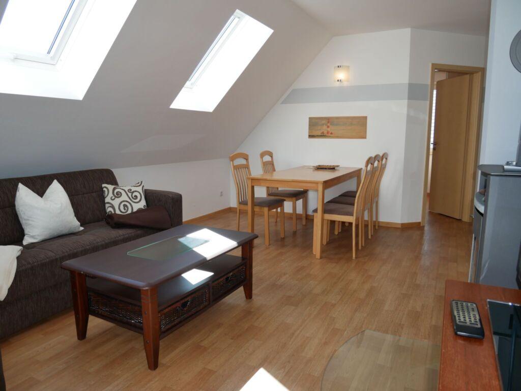 Ferienhaus Inselblick, Ferienwohnung OG