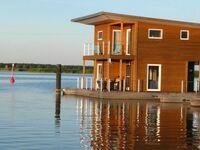 FLOATING HOUSES Classic - Kröslin - bis zu 6 Pers., Haus 1 - Haustiere möglich in Kröslin bei Wolgast - kleines Detailbild