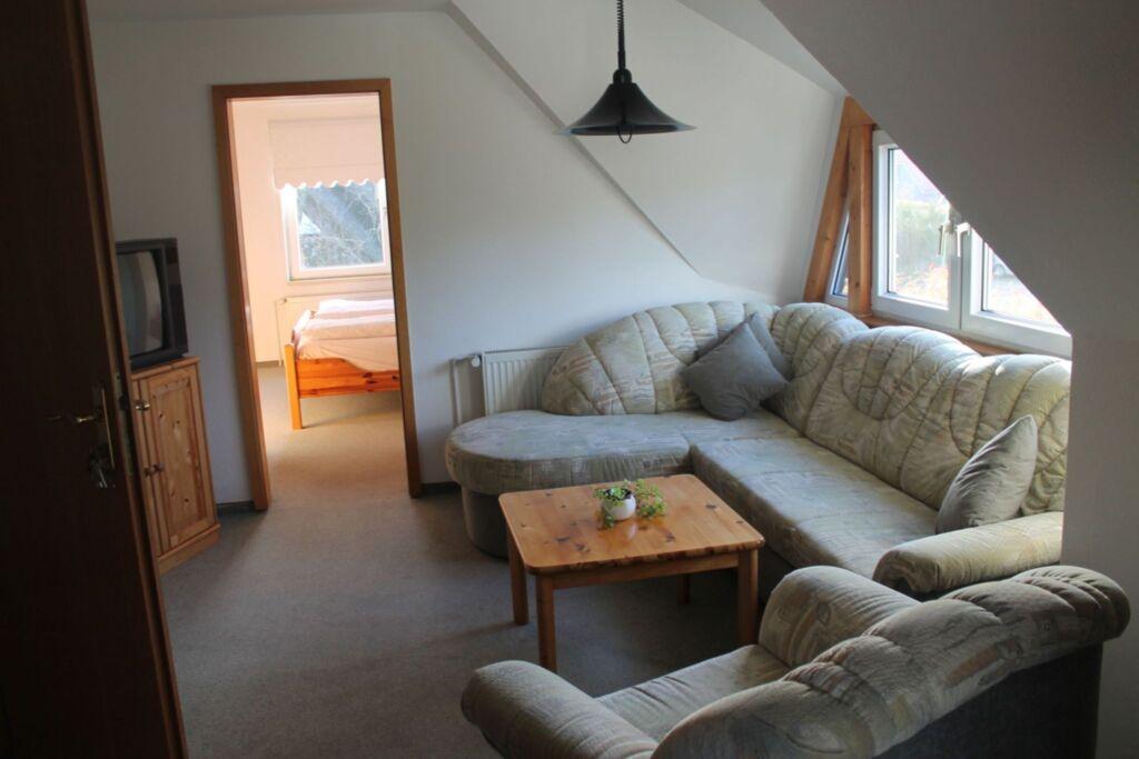 Kleine Pension in Born P 341, 2-Raum-Appartement